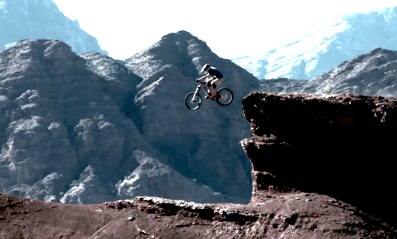 mountain bike freeriding