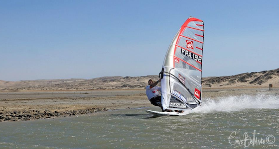 windsurfer breaks 50 knots