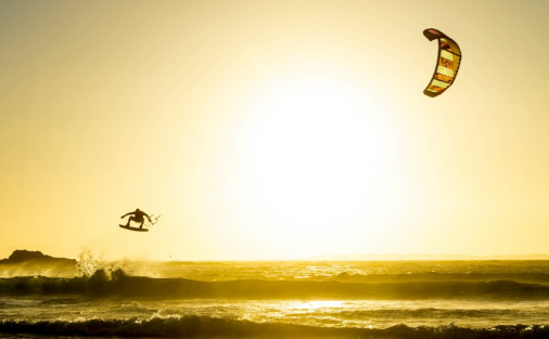 ruben leaves slingshot and joins best kiteboard