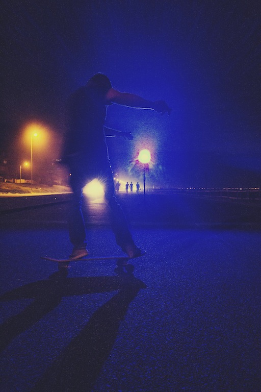 Skate Night Shoot