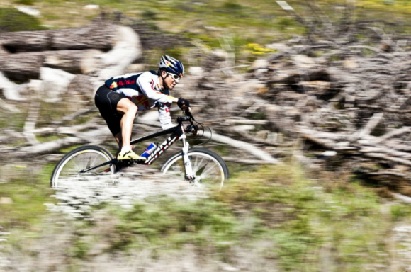World class mountain bike tracks around Cape Town Kolesky/Nikon/Red Bull Content Pool