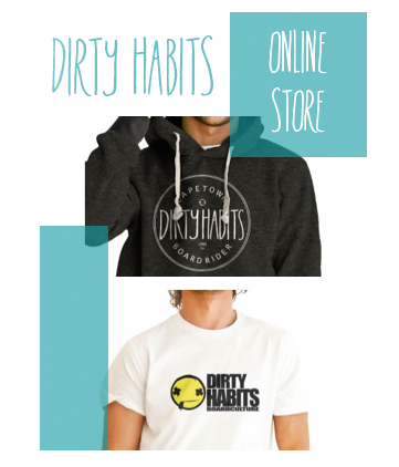 dirty habits clothing